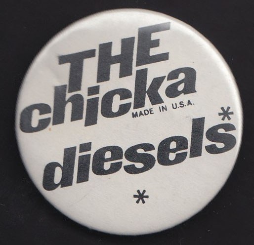 CHICKADIESELS badge