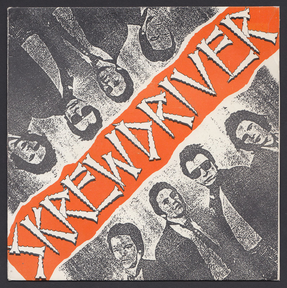 SKREWDRIVER ~ You're So Dumb 7in. (Chiswick 1977)