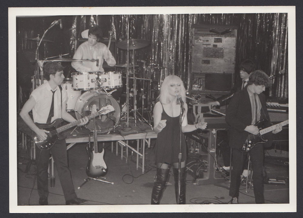 BLONDIE at the Whisky #1