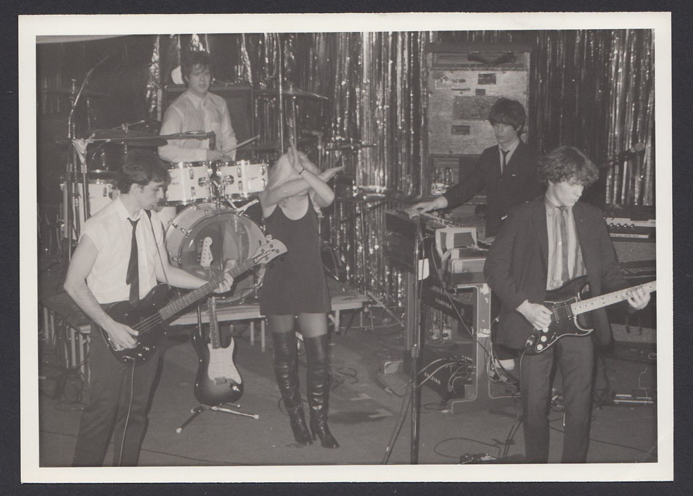 BLONDIE at the Whisky #2