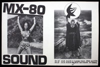 MX-80 Sound w/ Tuxedomoon, Pink Section, Dead Kennedys, No Sisters at Deaf Club