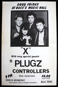 X w/ Plugz, Controllers at Baces Hall