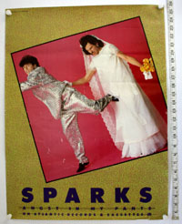 SPARKS Angst In My Pants POSTER