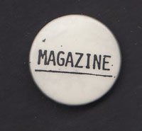MAGAZINE badge #6