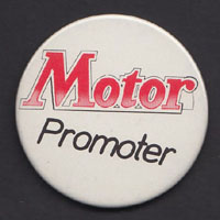 MOTORS badge