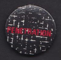 PENETRATION badge #2