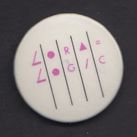 LORA LOGIC badge