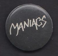 MANIACS badge