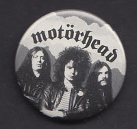 MOTORHEAD badge