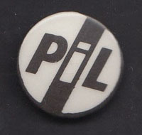 PiL badge #1