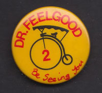 DR. FEELGOOD badge #2
