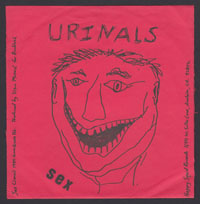 URINALS ~ Sex 7in. (Happy Squid 1980)