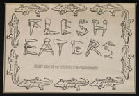 FLESH EATERS w/ Alley Cats at the Whisky