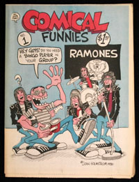 COMICAL FUNNIES complete run