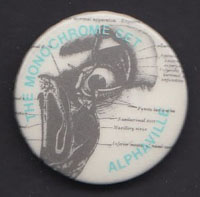 MONOCHROME SET badge #2