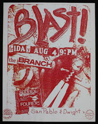 BLAST at the Branch #1