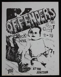 OFFENDERS w/ Reckless at the Junction