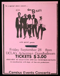 B-52's w/ Fashion at UCLA #2