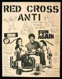 RED CROSS w/ Anti at Unity Theater