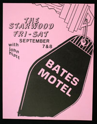 BATES MOTEL at Starwood