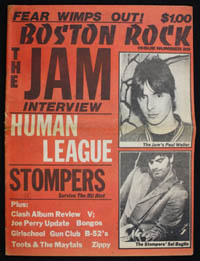 BOSTON ROCK #29