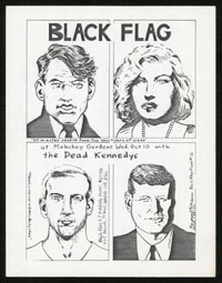 1979 ~ BLACK FLAG at Mabuhay Gardens (SF)