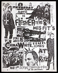MISFITS w/ Flesh Eaters at the Ritz