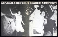 SEARCH & DESTROY #5 cover clipping