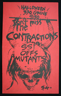 CONTRACTIONS w/ SSI, Offs, Mutants at 330 Grove