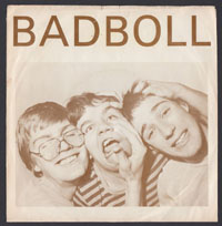 BAD BOLL ~ Valen EP (Badliv 1979)